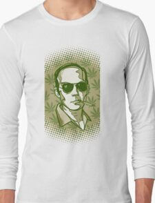 Hunter S. Thompson 420 Long Sleeve T-Shirt