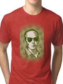Hunter S. Thompson 420 Tri-blend T-Shirt