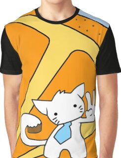Louise's Cool Cat Graphic T-Shirt