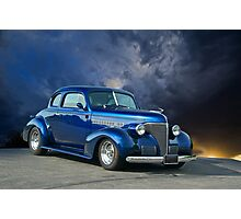 1939 Chevrolet Coupe Photographic Print
