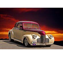 1940 Chevrolet Coupe Photographic Print