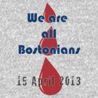 We are all Bostonians by Celeste Mookherjee