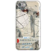 Do Right iPhone Case/Skin