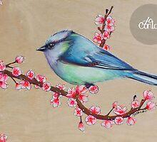 Alberts Blossom by Jo Conlon