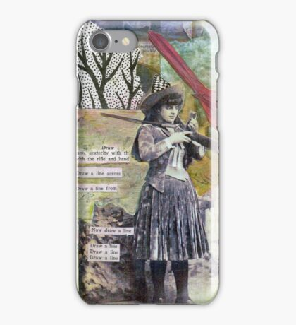 Just Draw iPhone Case/Skin