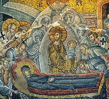 Dormition of the Virgin by Taylan Soyturk