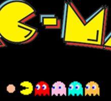 PAC-MAN Sticker