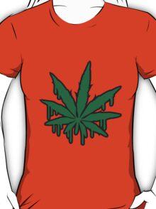 Weed Graffiti T-Shirt
