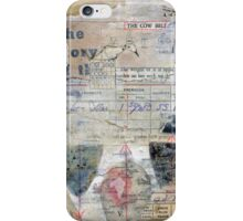 The Story of the Cow Bell iPhone Case/Skin