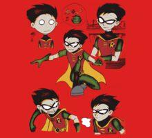 Teen Titans Robin by Methuselah87