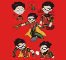 Teen Titans Robin by Methuselah87