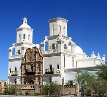 Mission San Xavier del Bac by Allison Waibel
