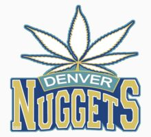 Denver Nuggets by mouseman