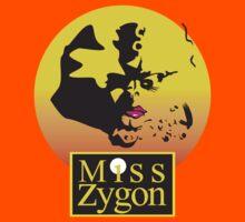 Miss Zygon by Simon Brett