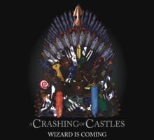 A Crashing of Castles - Shirt by BabyJesus