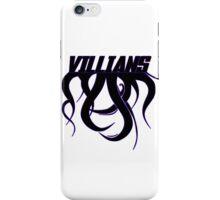 Villians iPhone Case/Skin