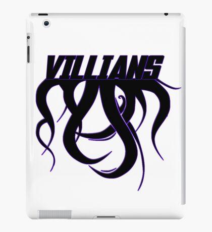 Villians iPad Case/Skin
