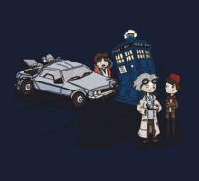 Doctor Meets Doctor Kids Tee