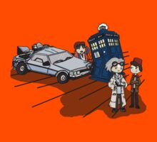 Doctor Meets Doctor Kids Tee