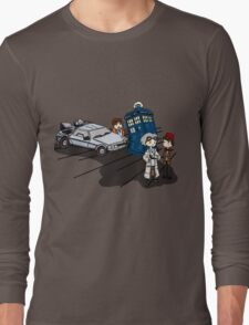 Doctor Meets Doctor Long Sleeve T-Shirt