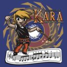 The Legend of Kara by Punksthetic