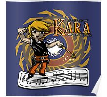 The Legend of Kara Poster