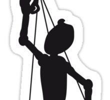 Marionette Sticker