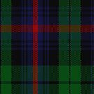02171 The Urquhart (Lyon Court Book) Clan/Family Tartan Fabric Print Iphone Case by Detnecs2013