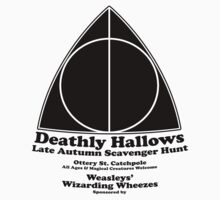 Deathly Hallows Scavenger Hunt by GenialGrouty