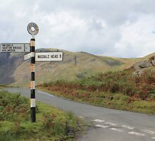 Sign Post by TWhittaker