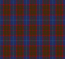 02178 Riding Cloak 1745 (Un-named) Artefact Tartan Fabric Print Iphone Case by Detnecs2013