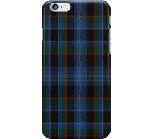 02180 Bayberry Blue, (Unidentified #2) Tartan Fabric Print Iphone Case iPhone Case/Skin