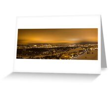 From up here I can see... Greeting Card