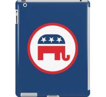 Republican iPad Case/Skin