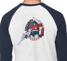 Sideswipe (back) Men's Baseball ¾ T-Shirt