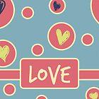 Heart Bubbles by Starsania