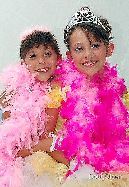 Two Princesses by DougOlsen