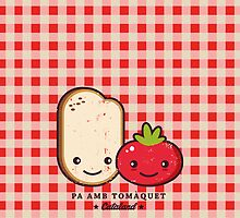 Pa amb tomaquet by cataland