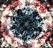 Glitch Kaleidoscope #1 by delahey