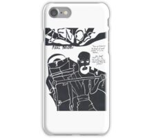 Zeno's Final Paradox iPhone Case/Skin
