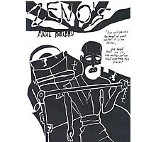 Zeno's Final Paradox Photographic Print