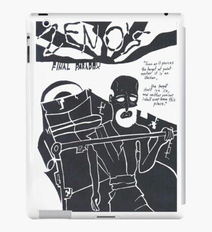 Zeno's Final Paradox iPad Case/Skin