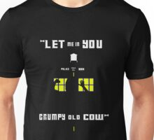 Grumpy Old Cow Unisex T-Shirt