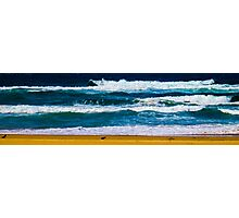 Waves of Soth Africa Photographic Print
