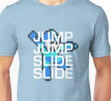Mega Man: Jump Jump Slide Slide Unisex T-Shirt