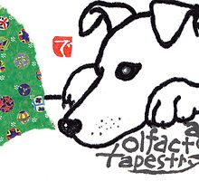Cyril and the Olfactory Tapestry by dosankodebbie