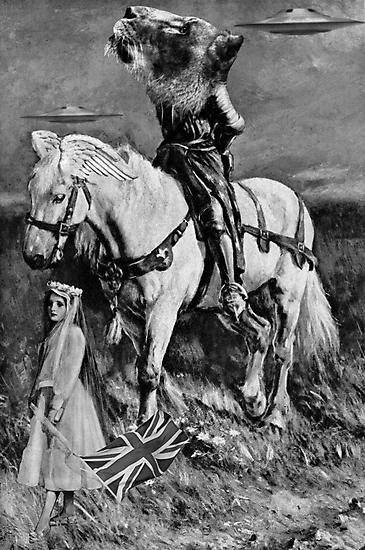 Joan of Arc 3. by - nawroski -