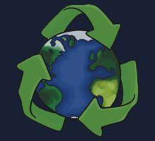 Earth day earth Kids Tee