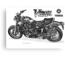 YAMAHA VMAX Canvas Print