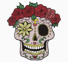 sugar skull by Bantambb